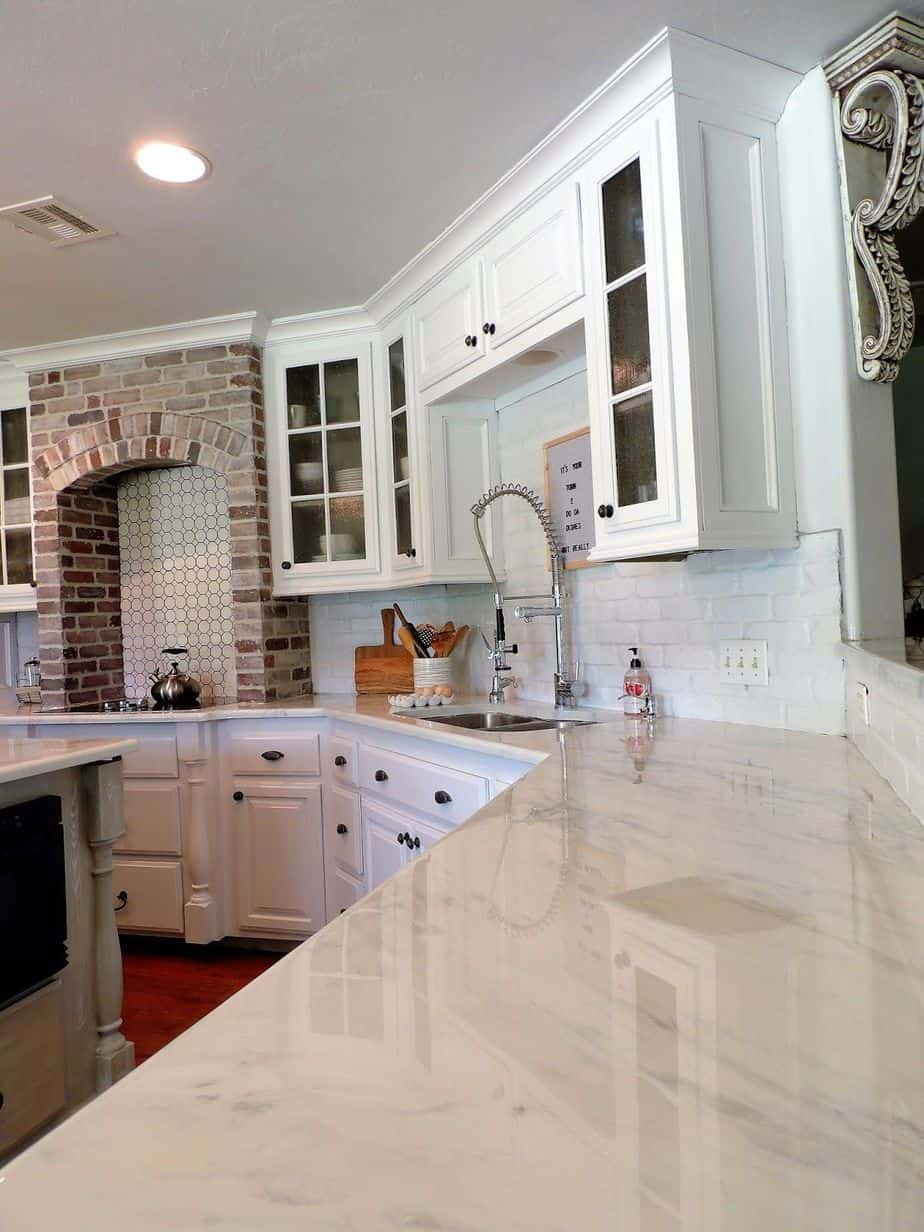 How To Paint Laminate Countertops With Epoxy 518 Painters