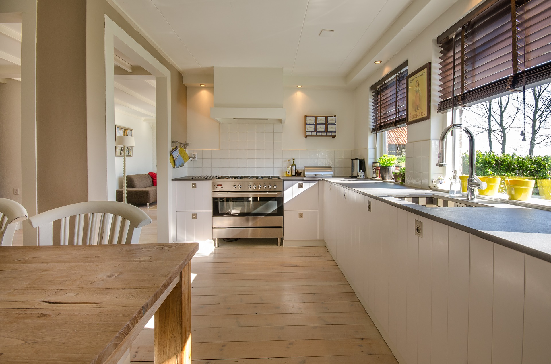 Interior Kitchen Painters