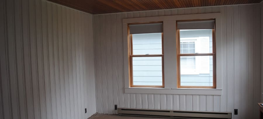 How To Paint Over Wall Paneling